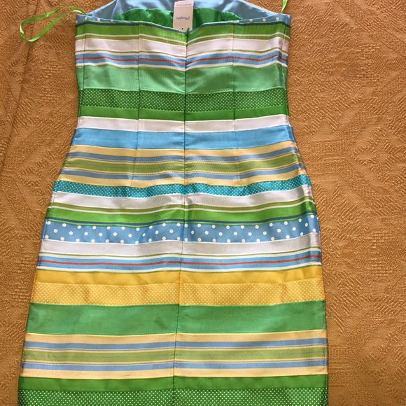 Colorful J.McLaughlin Dress
